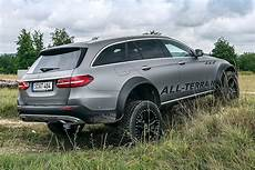 exklusives einzelst 252 ck mercedes e klasse all terrain 4x4
