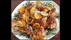 easy chicken recipes herb and citrus oven roasted chicken parts recipe youtube