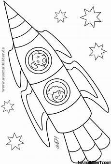 Ausmalbild Rakete Astronaut Ausmalbilder Rakete Ausmalbilder Ausmalbilder Kinder