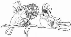 Gratis Malvorlagen Hochzeit Vogelhochzeit Ausmalbild Malvorlage Hochzeit