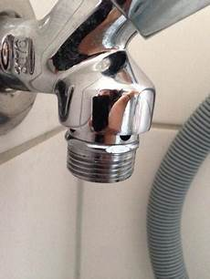 Zulaufhahn Hat L 246 Cher Kaltwasser Waschmaschine