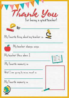 thank you card for teachers template thank you a free printable stay at home