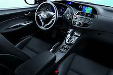 World Car Wallpapers 2011 Honda Civic Interior