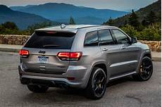 2018 Jeep Grand Trackhawk Drive Fastest