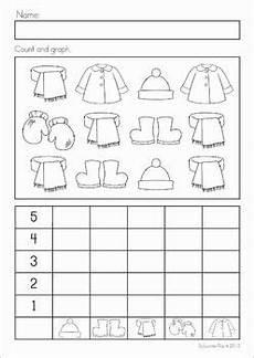 winter graphing worksheets kindergarten 20011 winter math worksheets activities no prep math worksheets preschool math math