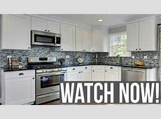 White kitchen cabinets ideas   YouTube