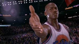 Space Jam Micheal Jordan GIF  Find & Share On GIPHY