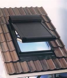 dachfensterrollladen atix a mit solar velux 174 ggl moderne