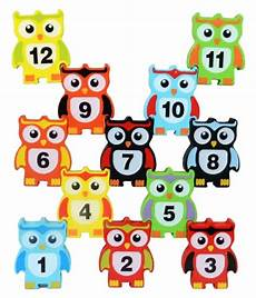 trinkets more wooden owl stacking blocks sorting toys balancing game educational toy for