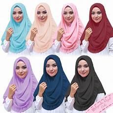 Model Jilbab Terbaru Dan Cara Memakainya Seputar Model