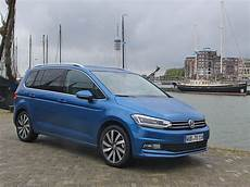 Review All New Vw Touran 2 0 Tdi The Mpv All Rounder