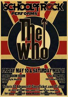 the who rock band music posters home wall decoration kraft
