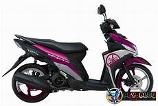 Modifikasi Mio M3 by Modifikasi Mio M3 Warna Pink Modifikasi Motor Kawasaki