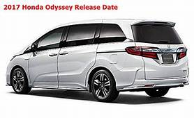 2019 Honda Odyssey Hybrid  New Cars Review