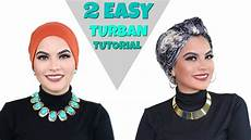 Easy Simple Turban Tutorial