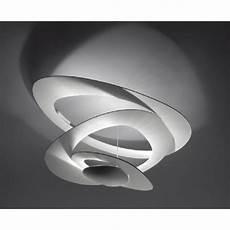 pirce soffitto artemide artemide pirce plafonnier design en led et halog 232 ne