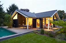 Kleiner Bungalow Fertighaus - musholm 94 11 ebk haus ist ein bungalow im d 228 nischen