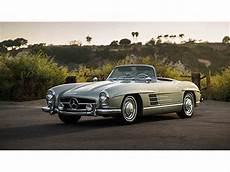 1960 Mercedes 300 Sl The Big Picture