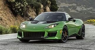 2020 Lotus Evora GT Is An Aging 188 Mph British Missile