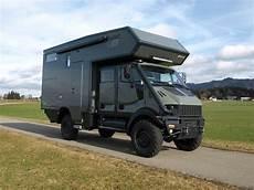 reisemobil bremach and unimog truck cer