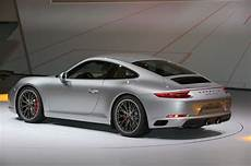 5 Things To About The 2017 Porsche 911