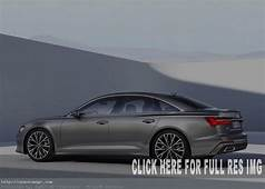 2020 Audi A6 Mini A8 With Hybrid Engine Only  2019 Auto SUV