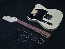 tele guitar kit telecaster style lefty guitar kit diy guitars