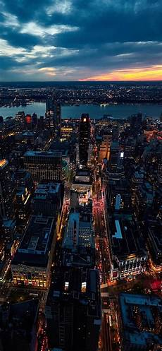 iphone xs new wallpaper 4k 1125x2436 sunset new york city iphone xs iphone 10 iphone