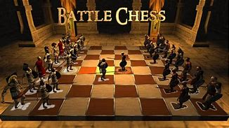 Image result for Animated Battle Chess 3D Game