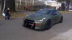 Mat Green Nissan Gtr Lwb