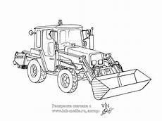 kleurplaat tractor claas mahdrescher 1 gratis malvorlage