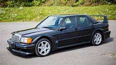 mercedes 190 e 1990 mercedes 190 e 2 5 16 evolution ii review top