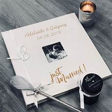 Livre D Or Mariage Juste Married 224 Personnaliser