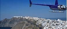 Vol Helicoptere Santorin Santorin