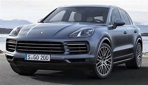 Complete Price List Of Porsche Cars & SUVs Available In India