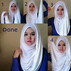 Cara Pakai Jilbab Modern Untuk Wajah Bulat Model Jilbab