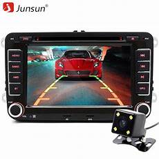 junsun 7 2 din car dvd gps radio stereo player for