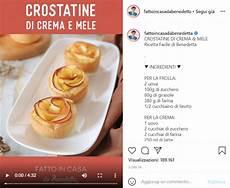 crema pasticcera con uova intere di benedetta rossi benedetta fatto in casa crostatine di crema di mele ricetta video