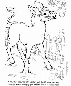 farm animal coloring sheets free printable 17341 coloring sheets farm animals 017