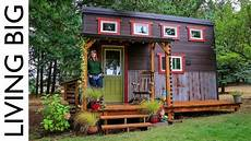 adorable tiny house built by love family and community