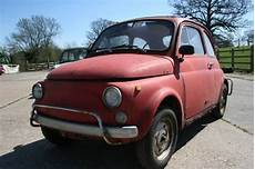 For Sale Fiat 500 Restoration Project Italian Import