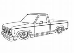 119 Best Drawing Of Ford Images  Trucks Truck Art