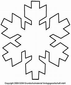 Schneeflocke Vorlage Zum Ausschneiden - schablone f 252 r schneeflocke 10 medienwerkstatt wissen