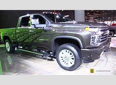 2020 Chevrolet Silverado 2500 HD High Country   Walkaround
