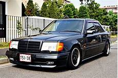 sell used 1991 mercedes w124 300e real amg compleate