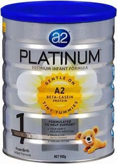 Platinum Formula Care - a2 platinum premium infant formula stage 1 900g