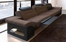 Modernes Sofa Mit Stoffbezug 3 Sitzer Couch Zum Relaxen