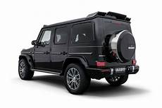 brabus tunes the 2019 mercedes g class to nearly 500 hp