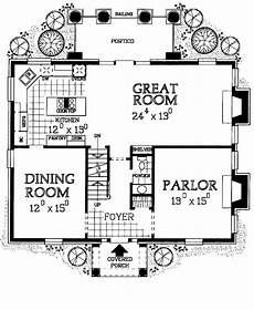floor plans aflfpw20957 2 story greek revival home with