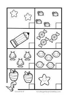 counting worksheets 1 20 kindergarten printables